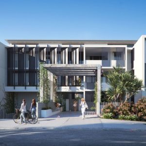 'DRIFT' APARTMENTS, COOLUM BEACH