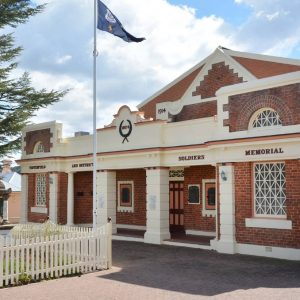 TENTERFIELD MEMORIAL HALL