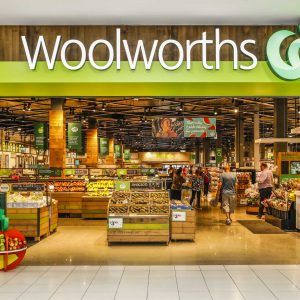 WOOLWORTHS - VARIOUS STORES