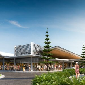 TOWN CENTRE DEVELOPMENT, HOPE ISLAND